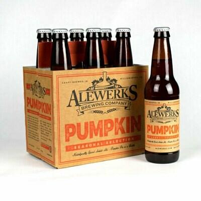 Pumpkin Ale 6-Pack 12oz Bottles