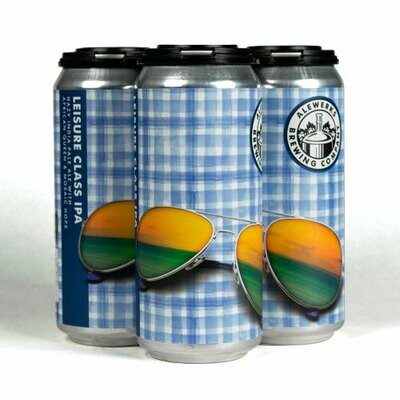 Leisure Class IPA 4-Pack 16oz Cans