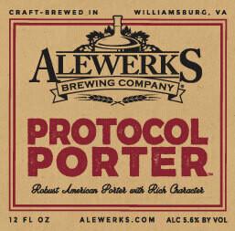 Protocol Porter 32oz Crowler