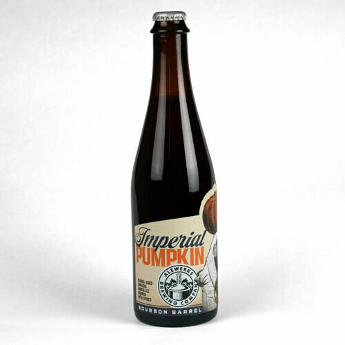 Imperial Pumpkin 500ml Bottle