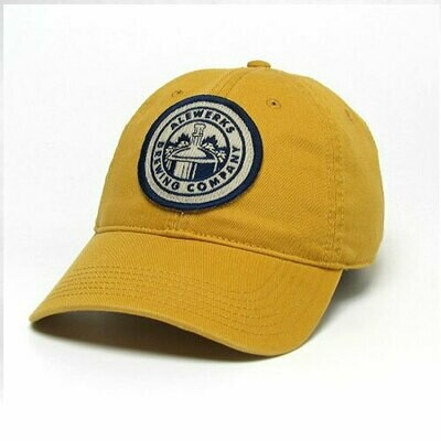 Twill Patch Hat