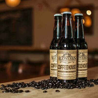 Coffeehouse 6-pack 12oz Bottles