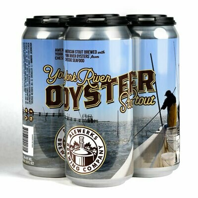Oyster Stout 4-Pack 16oz Cans