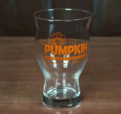 Glassware Pumpkin