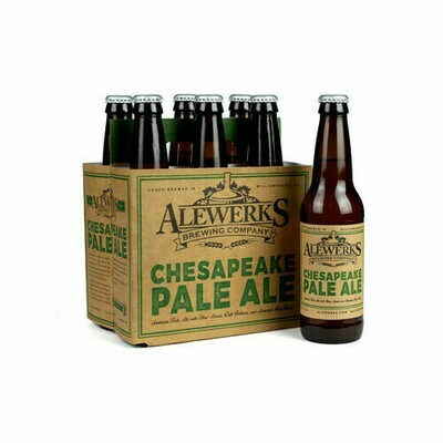 Chesapeake Pale Ale 6Pack 12oz Bottles