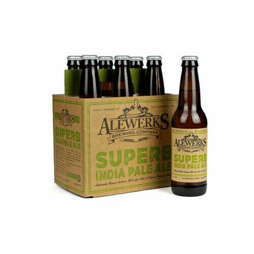 Superb IPA 6Pack 12oz Bottles