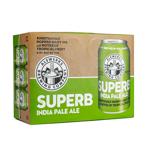 Superb IPA 12-Pack 12oz Cans
