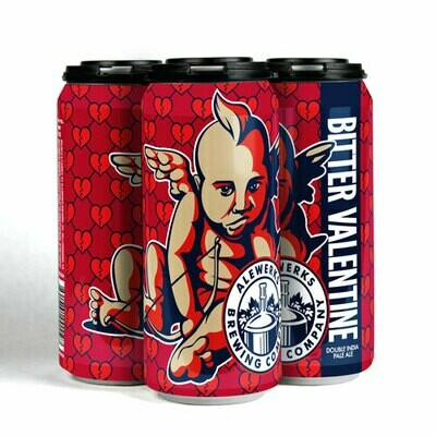 Bitter Valentine 4pack 16oz Cans
