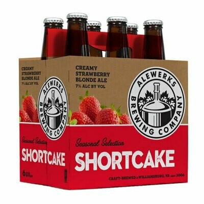 Shortcake 6Pack 12oz Bottles