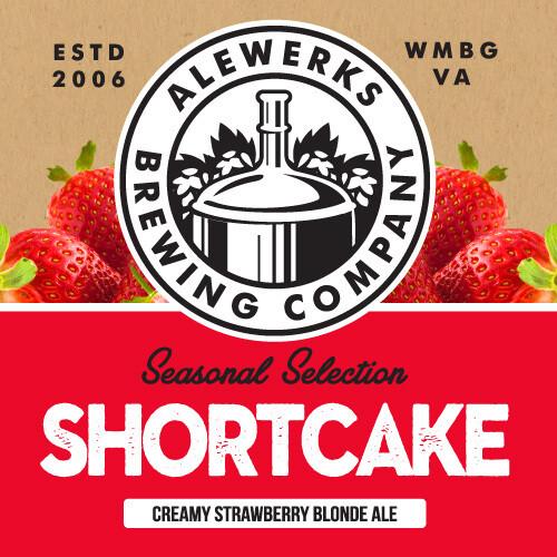 Shortcake 32oz Crowler