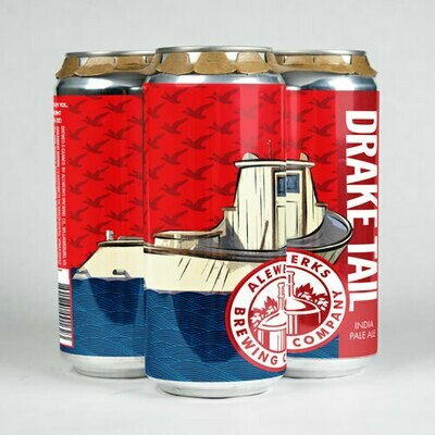 Drake Tail 4Pack 16oz Cans