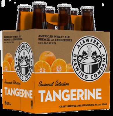 Tangerine Wheat Case 24 12oz Bottles