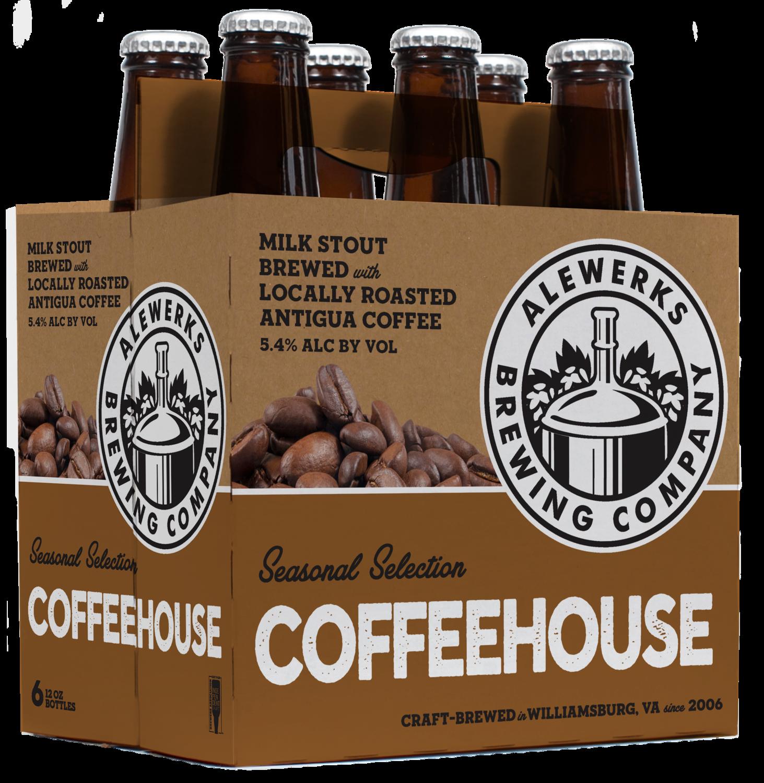 Coffeehouse 6-pack 12oz Bottles