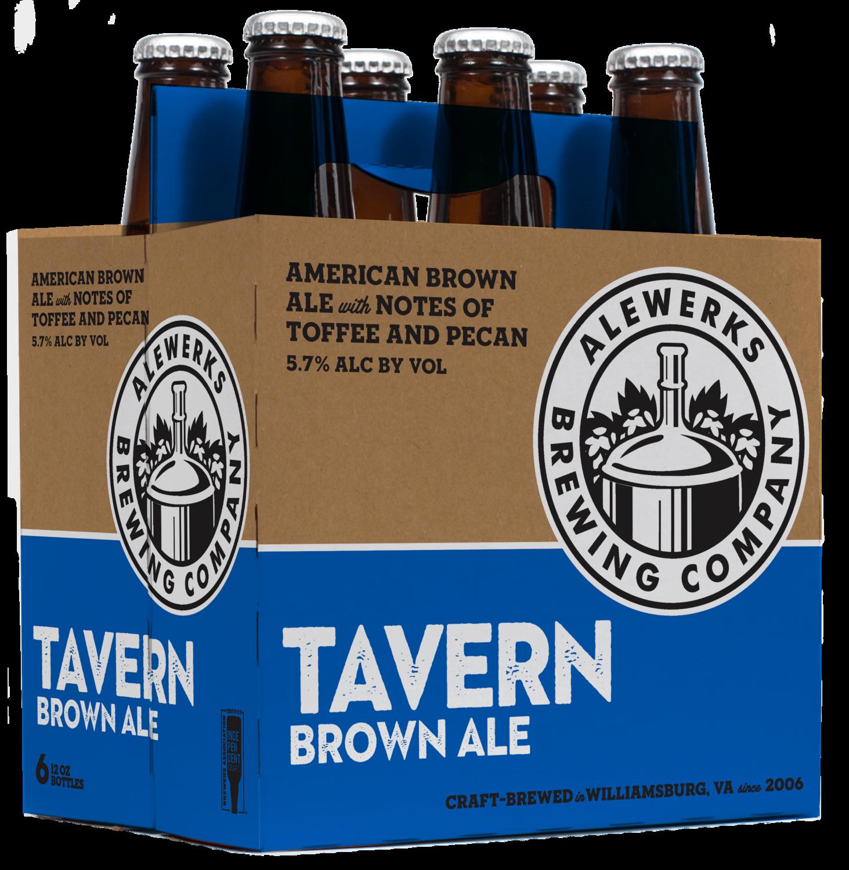 Tavern Brown Ale 6Pack 12oz Bottles