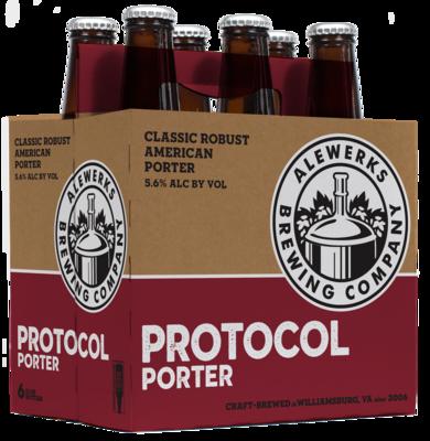 Protocol Porter 6Pack 12oz Bottles