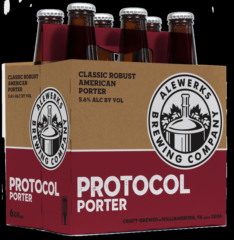 Protocol Porter Case - 24 12oz Bottles