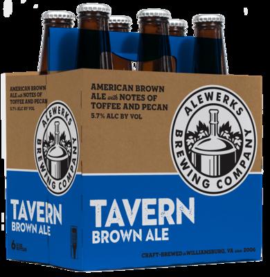 Tavern Brown Ale Case - 24 12oz Bottles