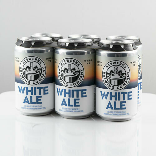 White Ale 6pack 12oz Cans