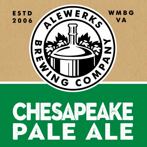 Chesapeake Pale Ale 32oz Crowler