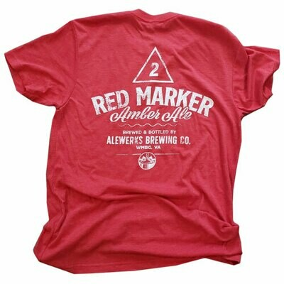 Red Marker Tee
