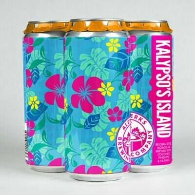 Kalypso's Island 4Pack 16oz Cans