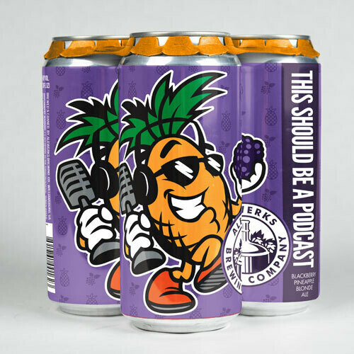 This Should be a Podcast 4Pack 16oz Cans