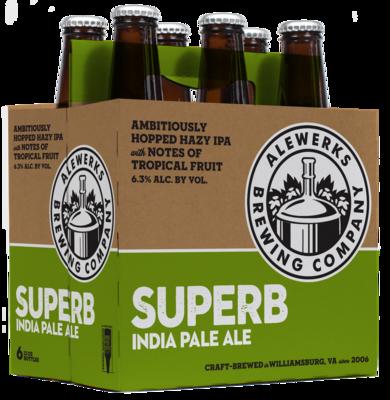 Superb IPA Case - 24 12oz Bottles