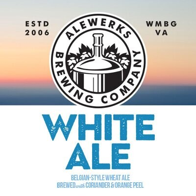 White Ale 32oz Crowler Monday Special