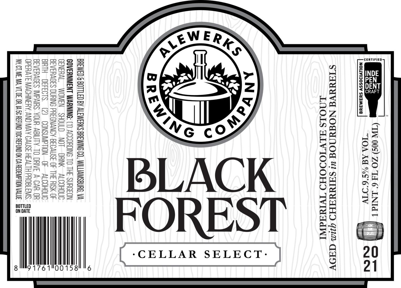 Black Forest 32oz Crowler