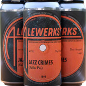 Jazz Crimes 4Pack 16oz Cans