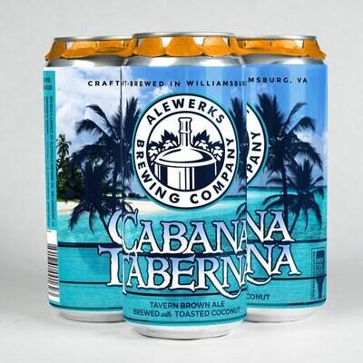 Cabana Taberna 4Pack 16oz Cans