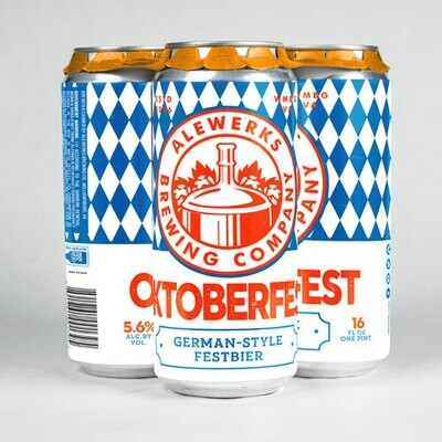 Oktoberfest 4Pack 16oz Cans