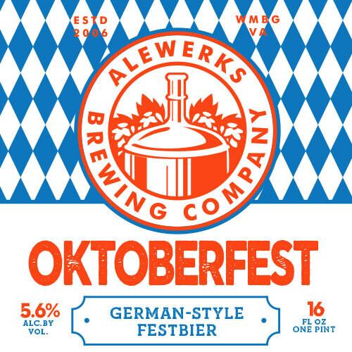 Oktoberfest 32oz Crowler