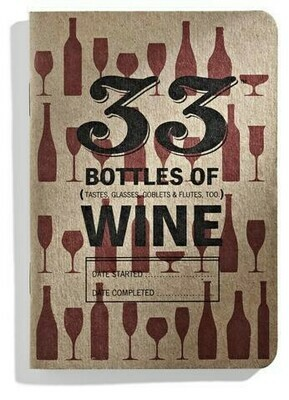 33 Books Co 33 Wines 1 bk