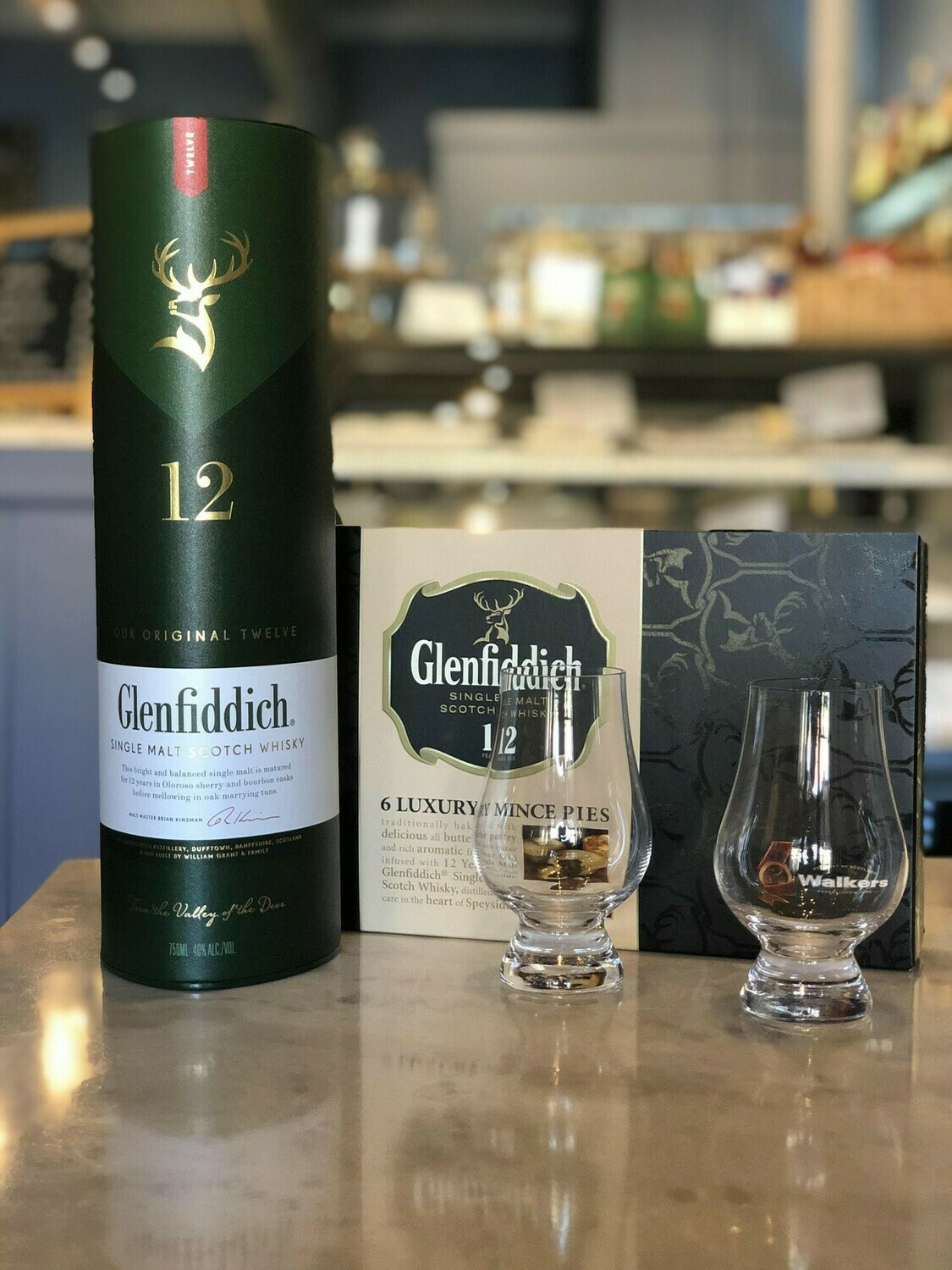 Glenfiddich Bundle