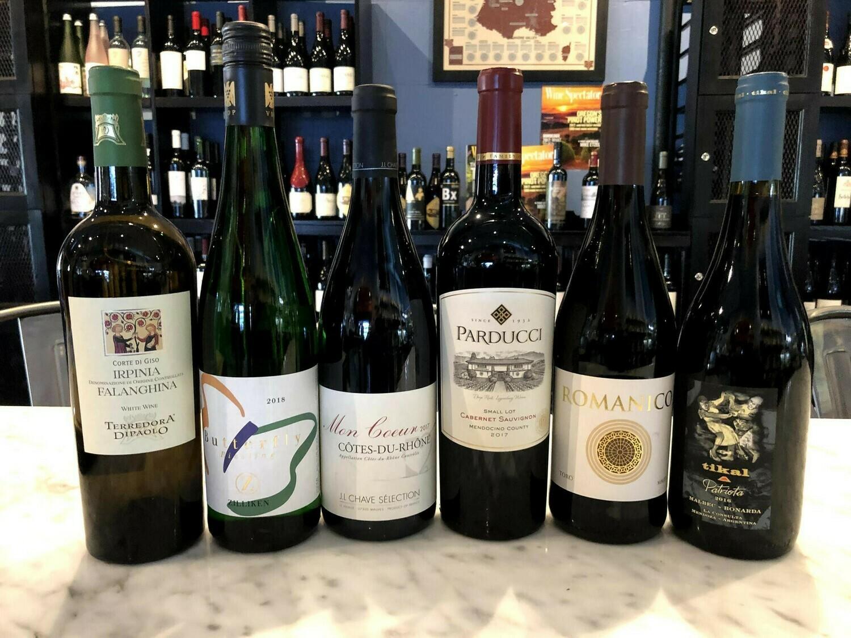Around the World Wines