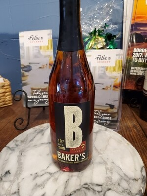 Bakers Bourbon 7Yr