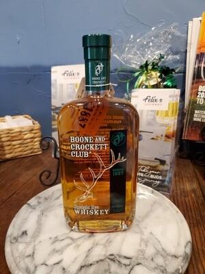 Boone & Crocket Club/BCC Straight Rye Whiskey