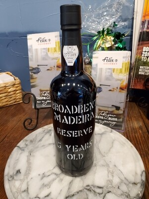 Broadbent - Madeira
