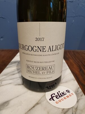 Bouzereau - Bourgogne Aligote 2017