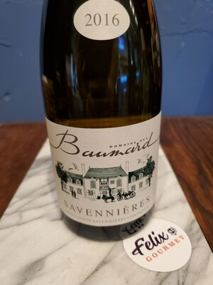 Baumard Savennieres, Loire Valley 2016