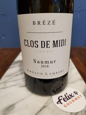 Arnaud Lambert Saumer Blanc 'Breze Clos de Midi' 2018