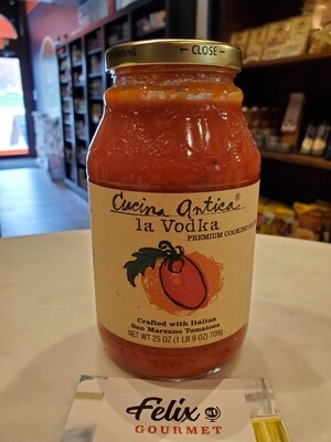 Cucina Antica Vodka Pasta Sauce 25 oz