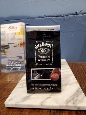 Goldken Jack Daniels Liquor Truffles