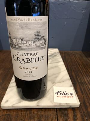 Chateau Crabitey 2014