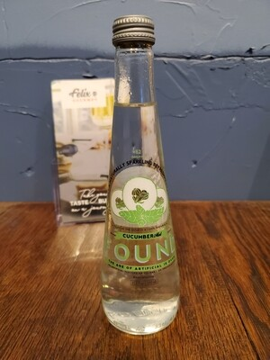 Found Sparkling Cucumber Water 11.2 oz
