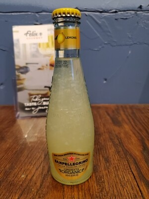 Sanpellegrino Organic Limonata 200ml