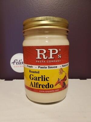 RPs Pasta Company Roasted Garlic Alfredo Sauce 12 oz