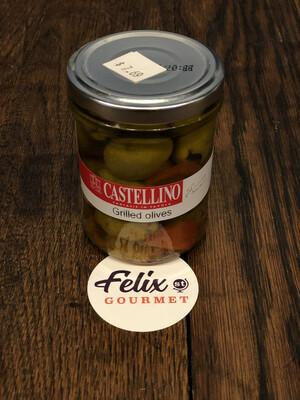 Castellino Grilled Olives 6.5 oz