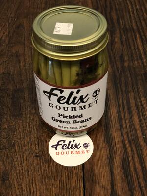 FSG Pickled Green Beans 16 oz